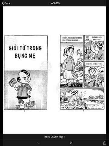 Screenshot #1 for Trạng Quỳnh, Trạng Quỷnh - Đọc Truyện Tranh Offline ...
