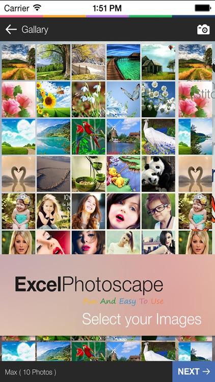 Excel Photoscape