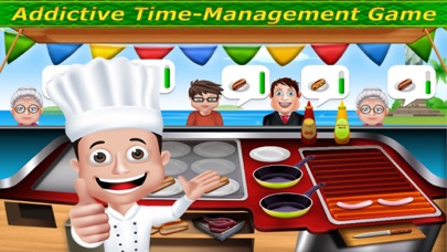 Kochen Koch Rescue Küche Master - Restaurant Management Fever for boys & girlsScreenshot von 1