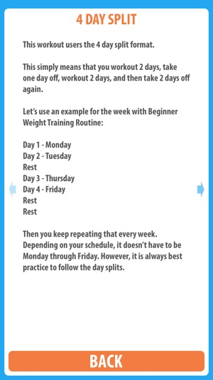 Beginner Weight Training Routine - Use this beginner weight