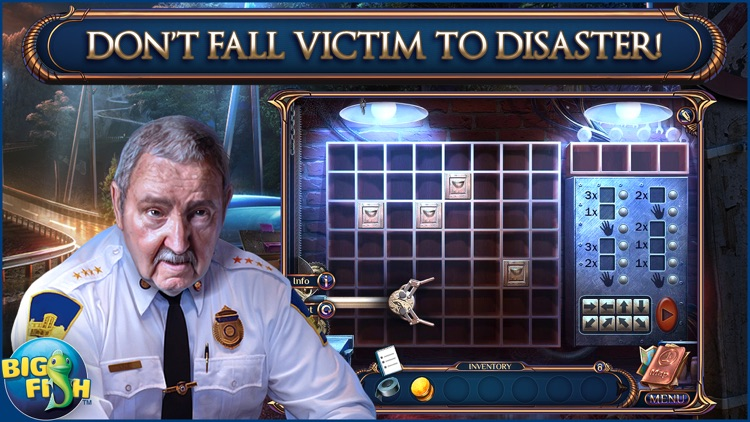 Grim Tales: Threads of Destiny - A Hidden Object Mystery (Full) screenshot-2