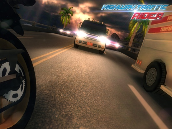 Скачать игру Highway Traffic Rider 3D