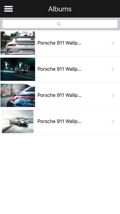 HD Car Wallpapers - Porsche 911 Edition screenshot-3