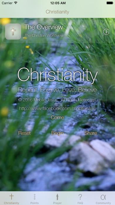 Jesus Evangelism Tool by Mobile Jesus (Christianity)のおすすめ画像1