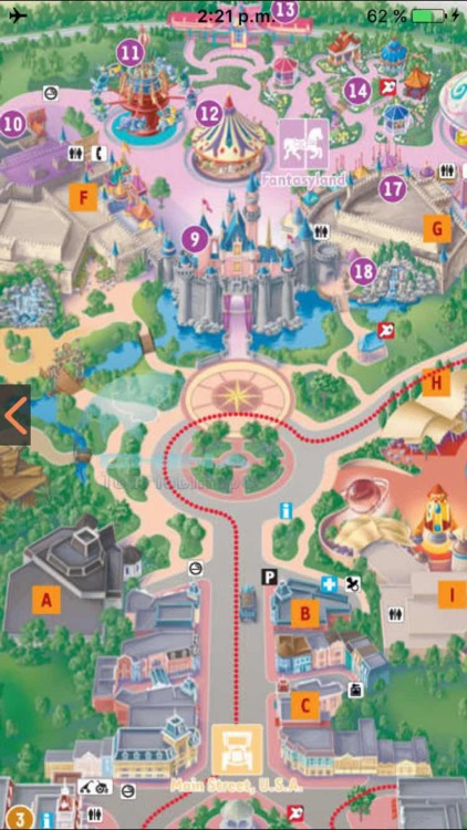 Hong Kong Disneyland Visitor Guide 香港迪士尼樂園
