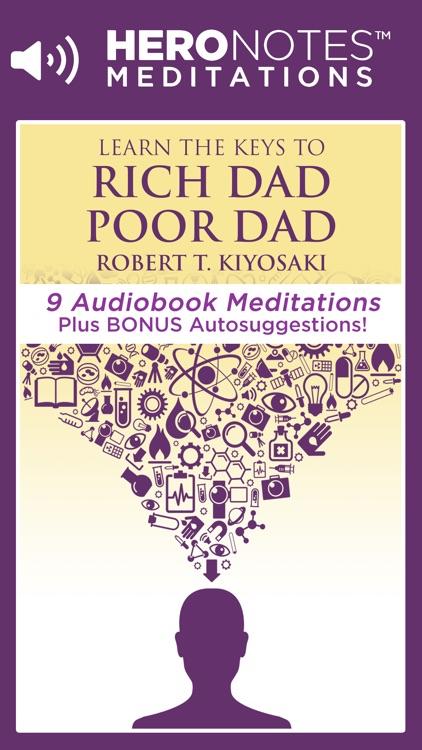 Rich Dad Poor Dad Meditation AudioBook By Robert T. Kiyosaki