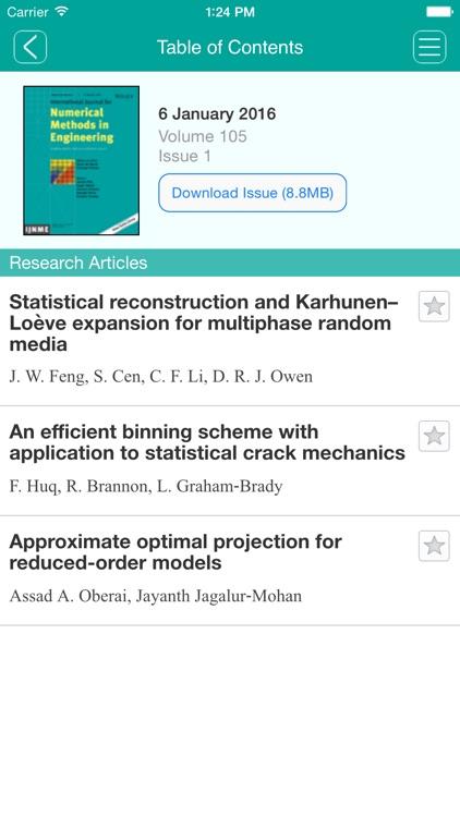 International Journal for Numerical Methods in Engineering screenshot-4