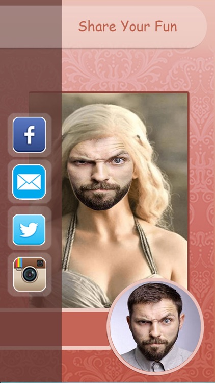 Funny Face Swaps & Humorous Camera - Replace visage with Super Effects Camers screenshot-4