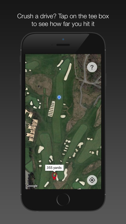Pocket Caddy Free - GPS Golf Shot Distance by Dustin Duclo