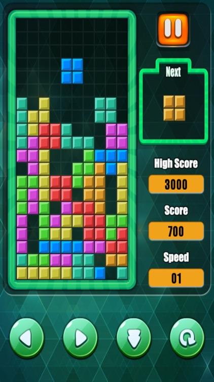 Brick Puzzle - Block Legend, Quadris screenshot-3