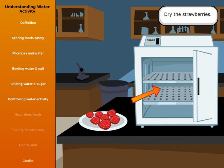Virtual Labs: Understanding Water Activity screenshot-3