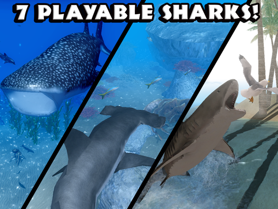 Ultimate Shark Simulator-ipad-2