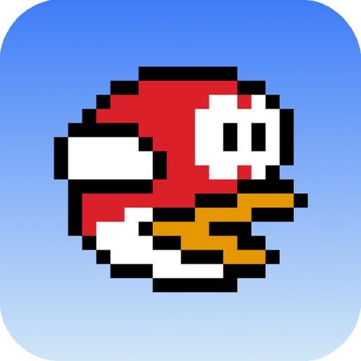 Flappy Ride – Игра про полет птички