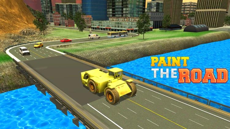3D Builder Bridge Construction Simulator screenshot-3
