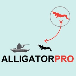 ALLIGATOR Simulator PRO the Alligator Game for Hunting