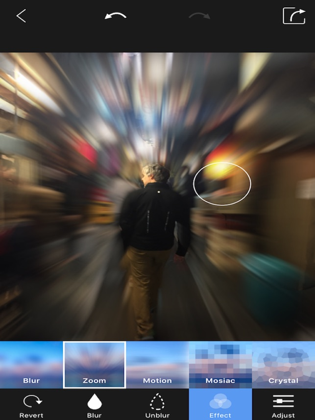 apps for blurring pictures