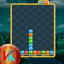 Match The Monster Blocks Puzzle