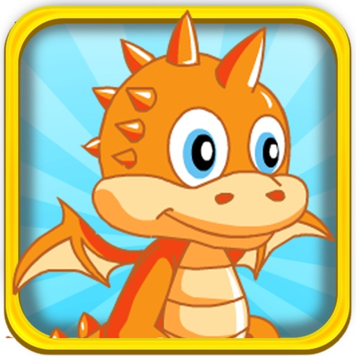 A Baby Dino Run - Family Friendly Dinosaur Jumping Game icon