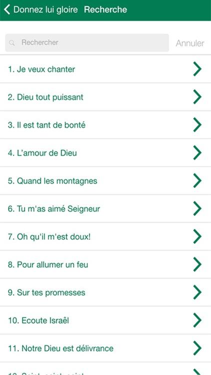 Donnez Lui Gloire screenshot-3