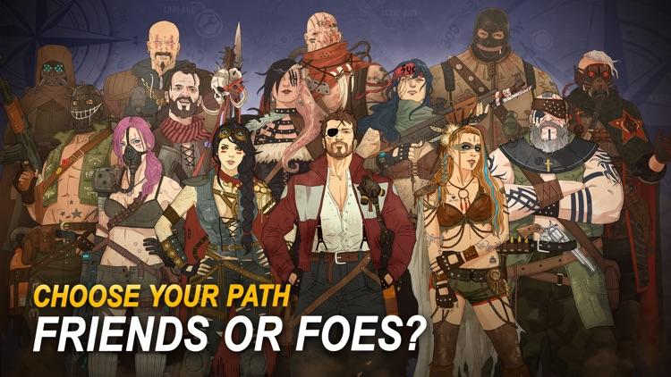 Sandstorm: Pirate Wars screenshot-4