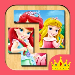 Kids Shapes Puzzle Game - Cartoons Educational Learning Jigsaw Puzzle