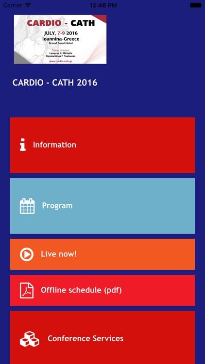 Cardio Cath 2016