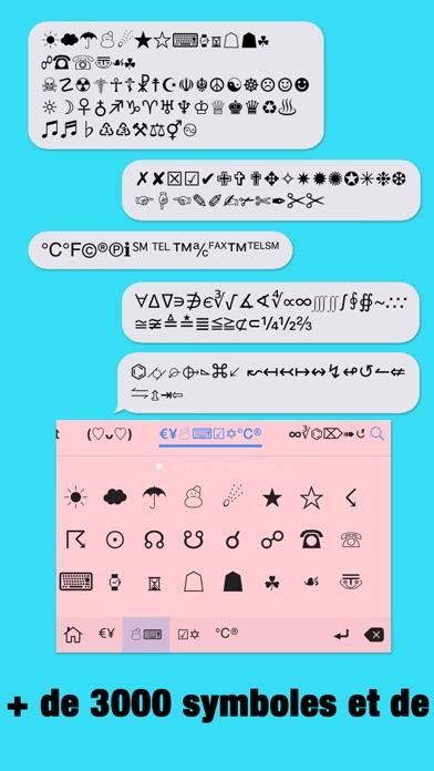 download New Emoji 2 ∞ Clavier Emoji avec Thème Kawaii, émoticône et Symbole pour iPhone apps 1