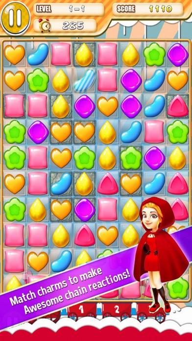 Candy Star Shop: Smasher Cake screenshot one