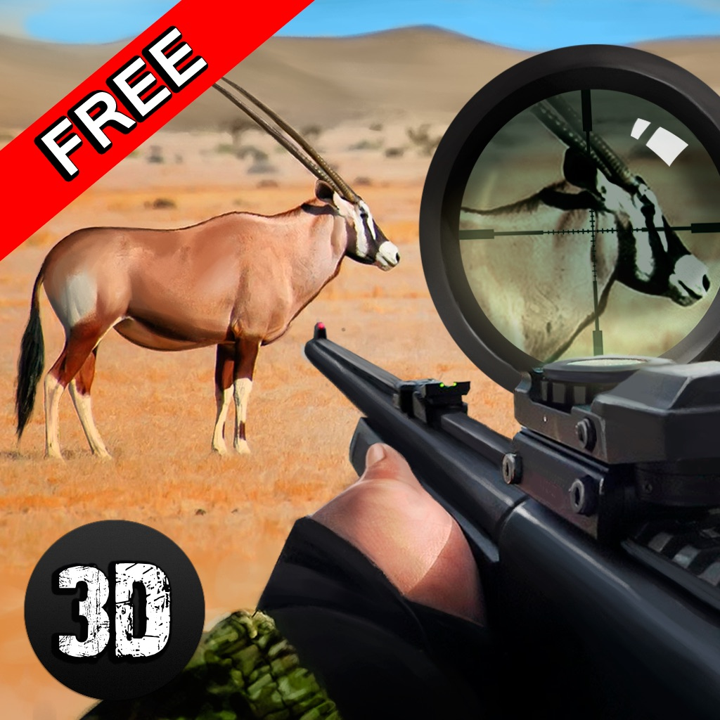 African Safari Hunting Simulator 3D hack