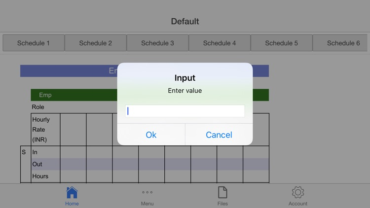 Employee Schedule Pro screenshot-4