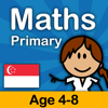 Maths Skill Builders - Primary - Singapore