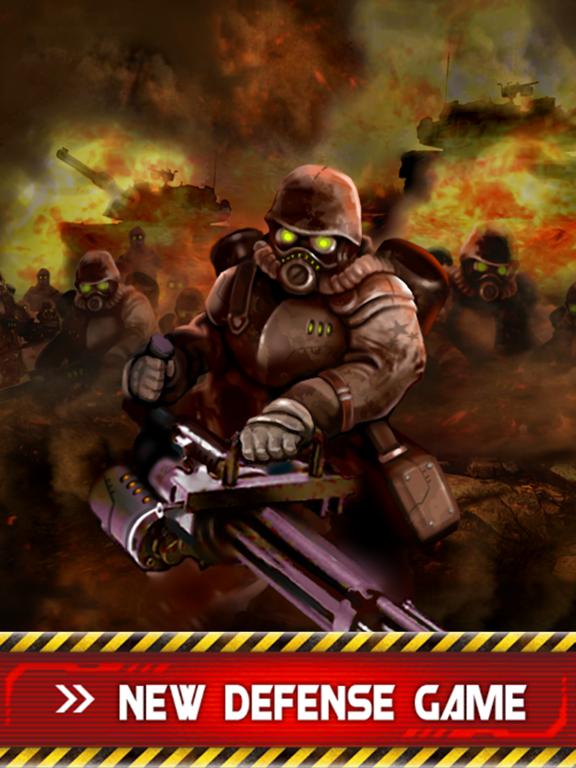 Tower Defense - Civil Warのおすすめ画像1