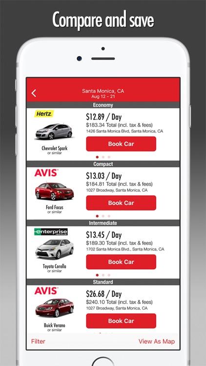 Car Rentals - AutoRentals.com screenshot-3