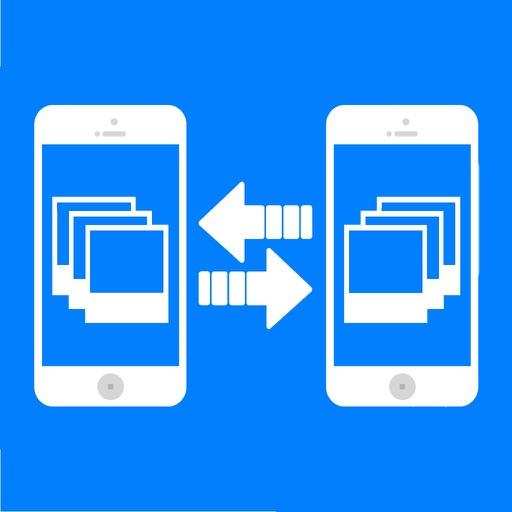 iNstantView - Transfer Files & Photos via Bluetooth