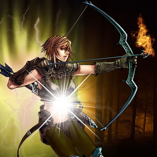 Bow And Arrow Heroine - Super Game