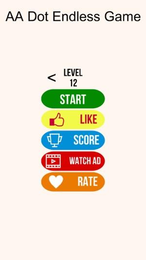 Aa Dot Trò Chơi Vô Tận - Điên Swirl Bánh May Mắn Circle Phiên Bản Cuối  Cùng trên App Store