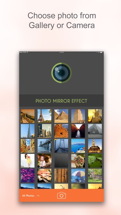 Mirror Effects Editor PRO : Awesome 3D Reflection