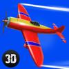 RC Toy Airplane Flight Simulator 3D Full