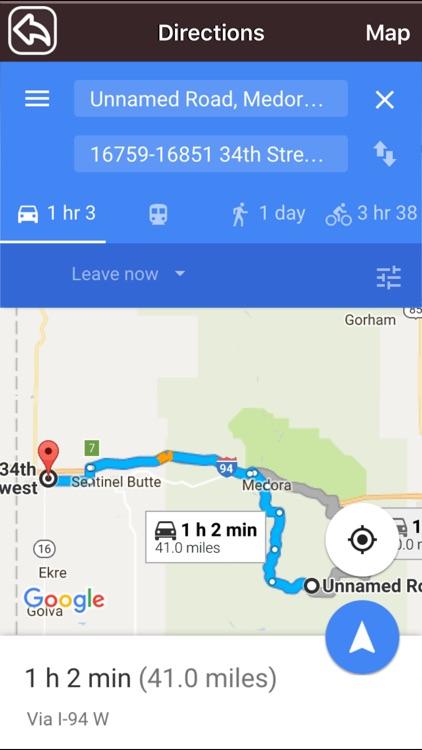 North Dakota State & National Parks screenshot-4