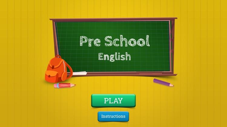 PreSchool English