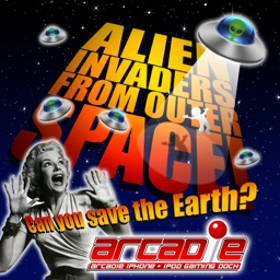 arcadie Alien Invaders