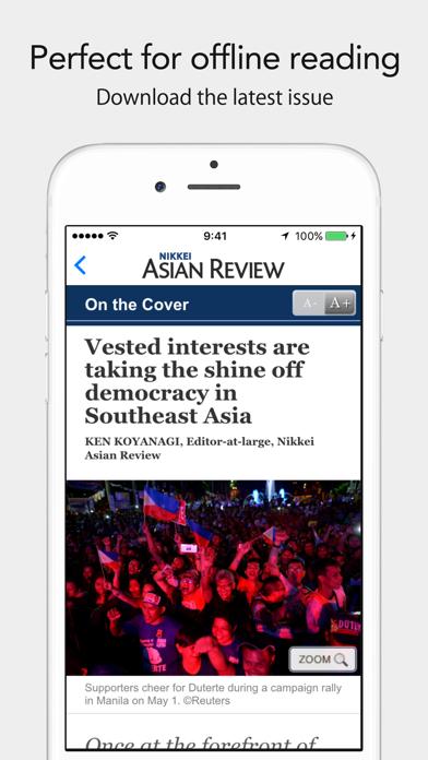 Nikkei Asian Review ScreenShot1