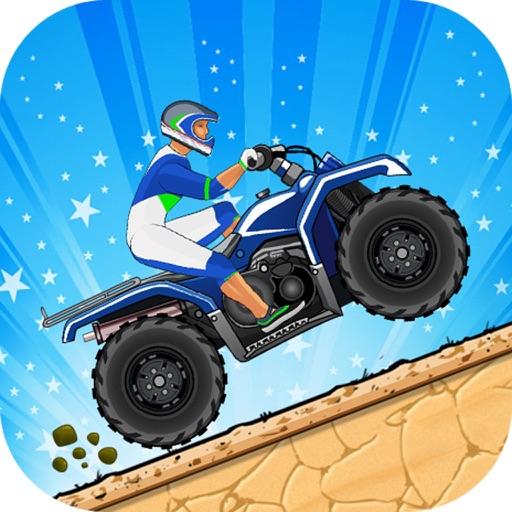 ATV Hill Racing: Extreme Quad Bike Climb - 4x4 Rally Game