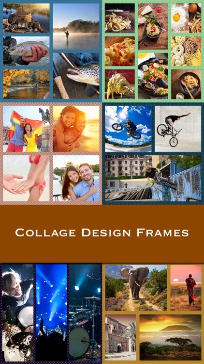 Collage Design Frames screenshot-3