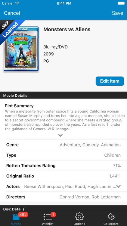 Movie Collector Database Pro