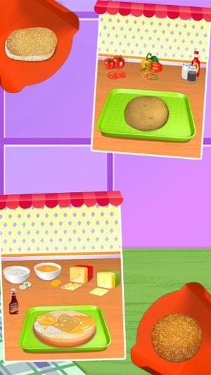 caja de almuerzo escolar - juegos de cocina de recetas - Niños ...