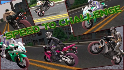 クレイジーモト3D - 本物のバイクのスタントライダーのおすすめ画像3