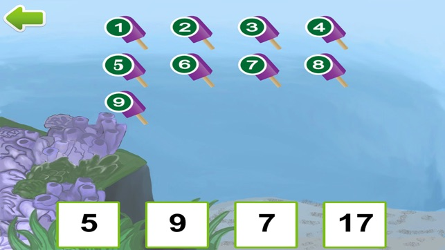 Kindergarten Numbers, Math Readiness Activities And Worksheets on ...