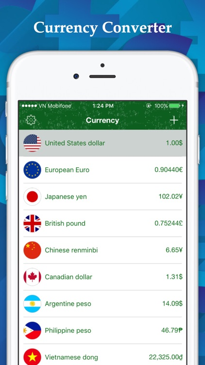 Exchange Currency Converter