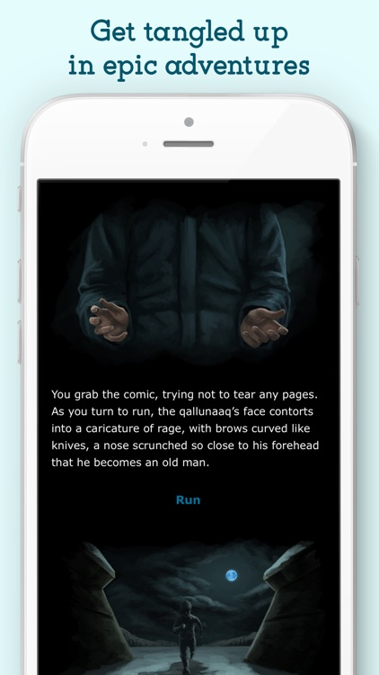 Yarn - Interactive Stories screenshot-0